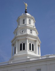 Nauvoo LDS Temple Tower (Nauvoo, Illinois)