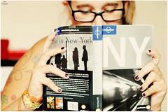 {NY & Me} (Lenis0987) Tags: ny me canon 50mm book yo libro nails guide guia selfie 1100d