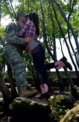 Engagement/Wedding shoot (justanotherteenagephotographer) Tags: armywife