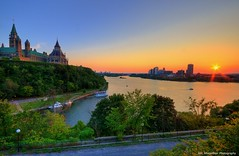 ottawa (Rex Montalban Photography) Tags: sunset ontario quebec ottawa gatineau hull parliamenthill hdr ottawariver parliamentbuildings nationscapital rexmontalbanphotography
