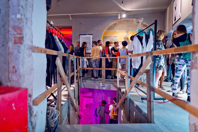Patrick Mohr Pop-Up Store Opening