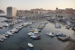 Harbour. Old City Dubrovnik. (paul gy (back in two weeks)) Tags: harbour croatia dubrovnic