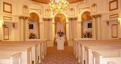View From Paris Las Vegas Wedding Chapel