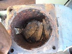 5th August 2012 (DerekTP) Tags: diesel railway loco swanage fowler shunter 4210132