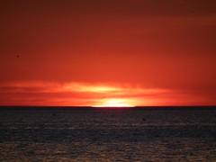 Margate Harbour Sunset (Paul @ Doverpast.co.uk) Tags: uk sunset sea england sky panorama cloud sun clouds coast kent seaside skies harbour jetty panoramic coastal turner margate thanet 080912