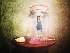 Caught (Notkalvin) Tags: amanda photoshop peterpan fairy caught faerie digitalmanipulation afewofmyfavoritethings mikekline project366 michaelkline notkalvin notkalvinphotography