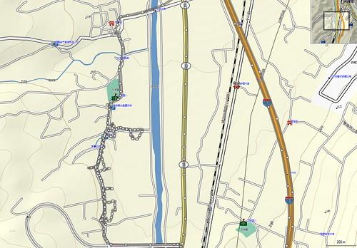 2011-11-12 銅鑼杭菊map