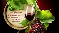 Proverbs 20 1 (estherhuynhbich) Tags: wallpaper photo holy bible scripture verse proverbs hnhnn kinhthnh chmngn