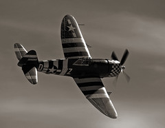 Snafu Thunderbolt.. (mickb6265) Tags: duxford tfc snafu republicp47thunderbolt thefightercollection 225068 duxfordairshow2012