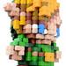 Pixel Art 3D Fimo 16