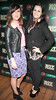 Roisin Moloney and Andrea Hunt at the Jameson Launch Party for the Hot Press Yearbook 2012 at The Workman's Club,Dublin..Picture Brian McEvoy