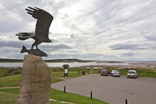 Spey Bay - Sculpture