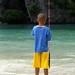 Pescando em Krabi
