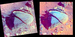 s-1P401082260ESFBW00P2563L257R2467regTx2G+4dxa (hortonheardawho) Tags: york opportunity mars meridiani color rock 3d difference infrared cape visible enhanced false endeavour errington 3074