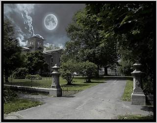 Oswego NY ~ George B. Sloan Estate ~ Italian Villa ~ 1870 ~ Historical