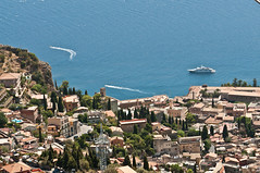 Taormina (TheSpaceWalker) Tags: italy photography photo high nikon italia pic sicily nikkor taormina topview sicilia vr d300 castelmola 55300 thespacewalker