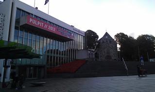 Stavanger i september 2012