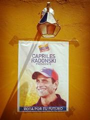 #Hayuncamino (RJSilva) Tags: venezuela elecciones capriles flickrandroidapp:filter=java