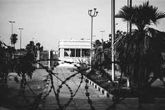 No Entrance (abdullah_13) Tags: black bw blackandwhite white saudi arabia awesome dammam d5200 old photography professional monochrome light flickr dslr nikon vintage السعودية الشرقية الدمام نيكون تصوير قديم