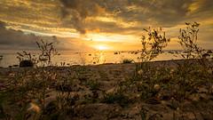 Sunset (JH') Tags: nikon nikond5300 nature d5300 summer sky sigma sun sunset 2016 1020 landscape water ocean sea coast clouds heaven evening beach