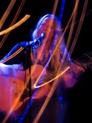 Lissie (reidcrosby) Tags: lissie higher ground vt vermont live music time exposure blur