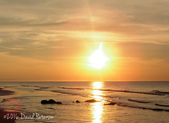 Dying Day (David Paterson photos) Tags: sunset covesea beach lossiemouth morayfirth scotland skies