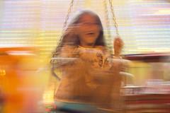 velocidad (rosalgorri1) Tags: velocidad movimiento alegra tiovivo caballitos cadenetas fiesta verano risa