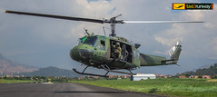 By Napo0710 (taxi2runway) Tags: helicoptero iroquois huey aviacionejercito