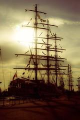 Blyth Tall Ships Regatta (Graeme Darbyshire) Tags: tallship sailship blythharbour tallships northumberland gdarbyshire graemedarbyshire canon70d tamron18200