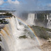 The Iguacu waterfalls, Brazil