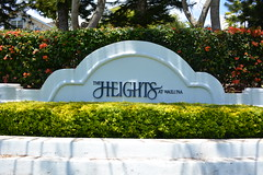 Heights At Wailuna sign (MinekoKawamura.com) Tags: theheightsatwailuna sign condo singlefamilyhome aiea oahu developement