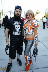 San Diego Comic Con SDCC 2016 Cosplay (V Threepio) Tags: cosplay costume outfit modeling posing cosplayer sdcc sdcc2016 sandiego comiccon photoshoot geekculture comics superheroes sonya7r 2870mm female girl guy bb8 droid starwars beebeeate boobie8 astromech robot