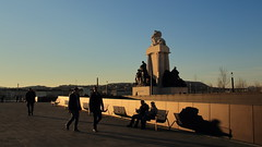 Kossuth Lajos tr, Budapest (bencze82) Tags: kossuthlajostr budapest canon eos 700d magyarorszg hungary city vros fvros capital street voigtlnder colorskopar slii 20 mm f35
