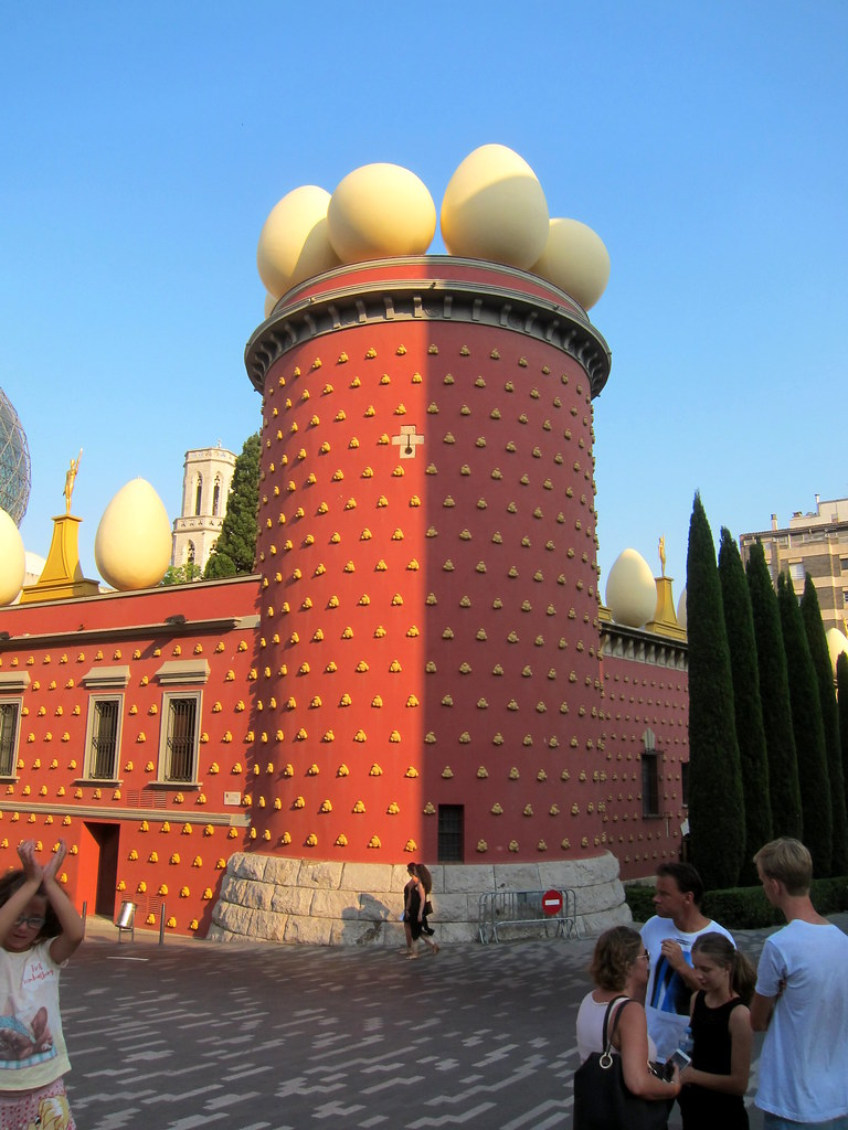 Museo Dali Figueres.The World S Best Photos Of Dali And Museu Flickr Hive Mind