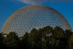 biosphere (Eileen NDG) Tags: montreal parcjeandrapeau summer geodesicdome biosphere buckminsterfuller