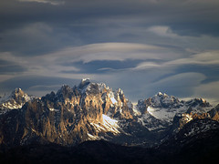 "Macizo Central desde el Sueve/ Central massif  of Picos de Europa seen from ""El Sueve"" mountain range (Jose Antonio. 62) Tags: spain espaa asturias picosdeeuropa sueve mountains montaas snow nieve clouds nubes beautiful photography colours wewanttobefree"