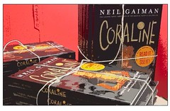 """Coraline"" by Neil Gaiman (Ken Whytock) Tags: novel graphicnovel coraline neilgaiman"