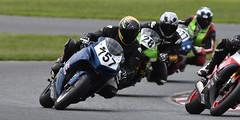CCS, ASRA, and USGPRU superbike racing at NJMP Thunderbolt in July 2016 (albionphoto) Tags: kawasaki gixxer suzuki triumph ducati yamaha superbike racing motorcycle ktm motorsport sportbike sidecar millville nj usa