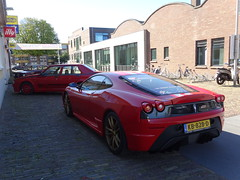 Ferrari F 131 430 2008 / 2016 Deventer (willemalink) Tags: ferrari f 131 430 2008 2016 deventer