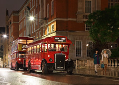 Special Railway Service (Treflyn) Tags: special railway service bus london royal albert hall timeline events