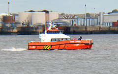 Njord Lapwing (GB) (Kay Bea Chisholm) Tags: hsc njord lapwing high speed craft river mersey liverpool wallasey seacombe ferry