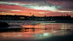 Bondi Blush (rosiebondi) Tags: leica sunset sydney australia bondi sky beach ocean
