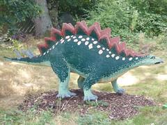 Stegosaurus Dinosaur Legoland Windsor Windsor Aug 2016 (symonmreynolds) Tags: stegosaurus dinosaur lego legolandwindsor windsor august 2016