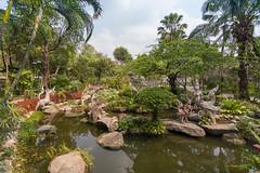 Erawan Museum Gardens (CharlieOwen) Tags: erawanmuseum museum buddhist temple samutprakan garden