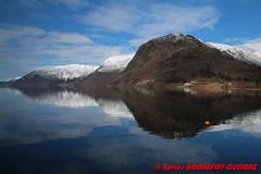 Hornindalsvatnet - Hornindal (soyouz) Tags: geo:lat=6196746675 geo:lon=652427538 geotagged grods hornindal nor norvge sognogfjordane lac montagne neige hornindalsvatnet norvegela