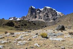 Puscanturpa (cordillre Huayhuash, Prou) (HimalAnda) Tags: prou peru huayhuash cordillre cordillera montagne mountain paysage landscape puscanturpa canoneos70d eos70d stphanebon cactus