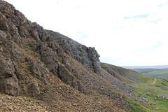 windegg vein (kokoschka's doll) Tags: crag cliffs scree hill arkengarthdale pennines