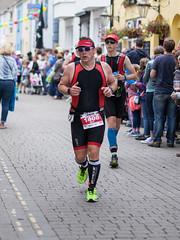 Tenby Ironman-20160918-8714.jpg (llaisymor) Tags: sion wales race runner athletes running run tenby pembrokeshire triathletes ironman ironmanwales 2016 triathlon competition sport triathlete