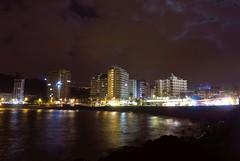 Puerto de la Cruz (Tenerife) (yanndo2b) Tags: puertodelacruz tenerife canong7x nuit night
