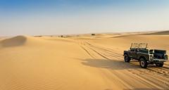 Dubai desert (Tigra K) Tags: dubai unitedarabemirates ae 2013 car color landscape nature road